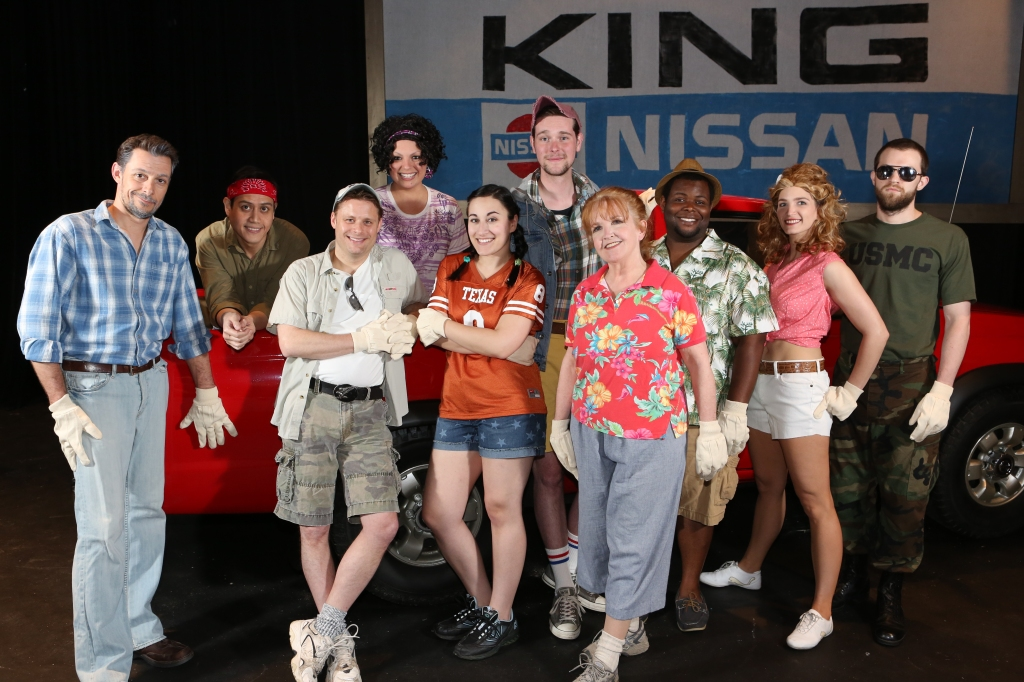HANDS ON A HARDBODY at New Line Theatre