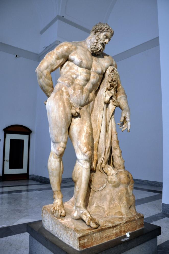 Hercules_Farnese_3637104088_9c95d7fe3c_b